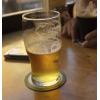 Our beer mats are available in the well-known round or square formats. / Image ©iStockphoto.com/sheck
