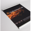 Fabric poster, 260 g/m² polyester fabric (Ill. is similar)