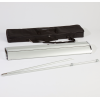 """Accessories: Aluminium cassette, three-piece """"tent pole"""", carrying bag (Ill. is similar)"""