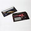 With left window and easy self-adhesive sealing, with 80 g/m² offset paper
