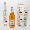 Bottle labels printed online