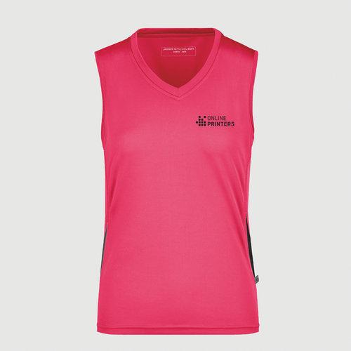 pink / black