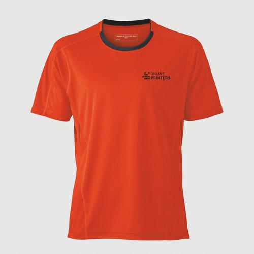 orange / grey