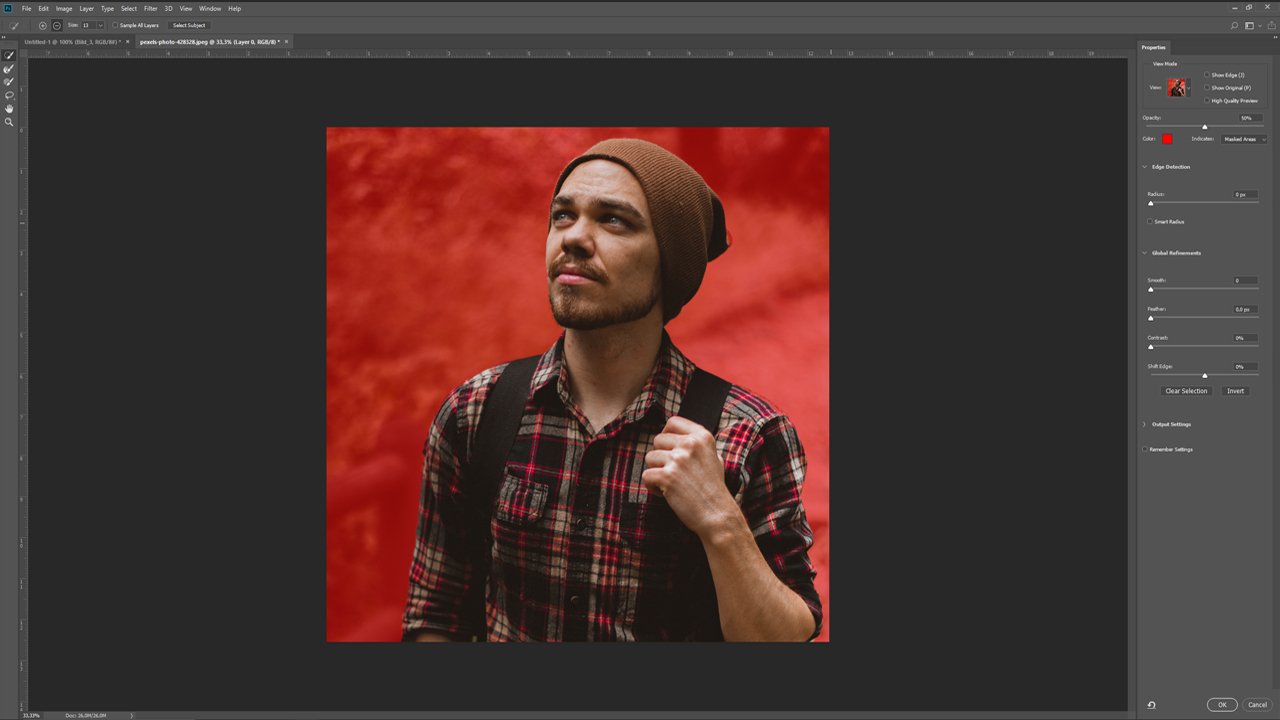 How to cut out an image in photoshop   Onlineprinters Magazine