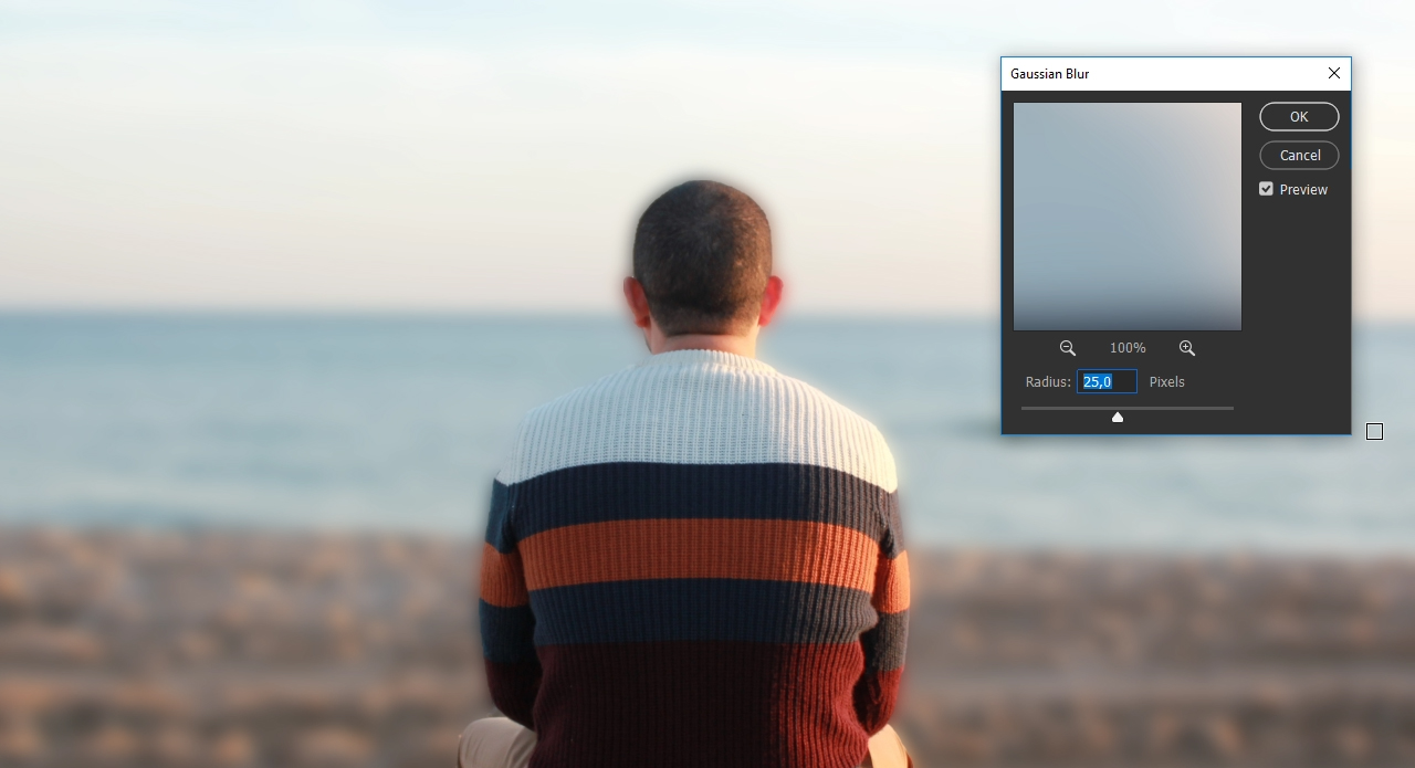Photoshop Blur – Basics Tutorial